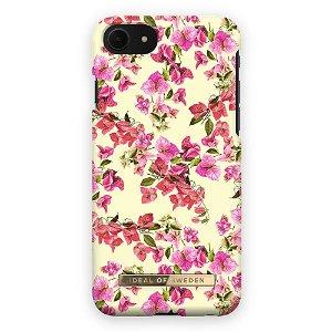 iDeal Of Sweden iPhone SE (2020) / 8 / 7 Fashion Bagside Cover Lemon Bloom