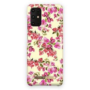 iDeal Of Sweden Samsung Galaxy S20+ (Plus) Fashion Bagside Cover Lemon Bloom