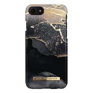iDeal Of Sweden iPhone SE (2020) / 8 / 7 Fashion Case Golden Twilight Marble