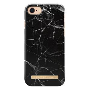 iDeal Of Sweden iPhone SE (2020)/8/7/6/6s Fashion Case Black Marble