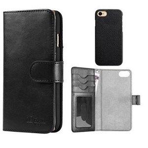 iDeal Of Sweden iPhone SE (2020)/8/7 Magnet Wallet Cover - Sort