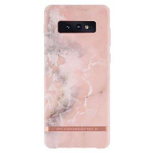 Richmond & Finch Samsung Galaxy S10e Cover Pink Marble
