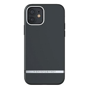 Richmond & Finch iPhone 12 / 12 Pro Cover Black Out