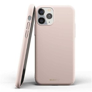 Nudient Thin Case V2 iPhone 11 Pro Cover - Candy Pink