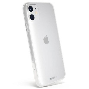 Nudient Thin Case iPhone 11 Cover - Gennemsigtigt