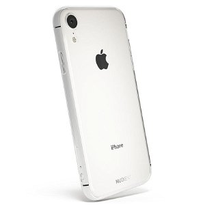 Nudient Thin Case iPhone XR Cover - Gennemsigtigt