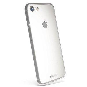 Nudient Thin Case iPhone SE (2020) / 8 / 7 Cover - Gennemsigtigt