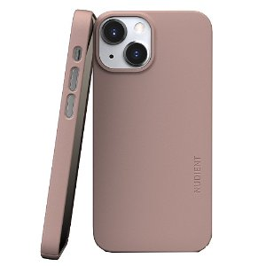 Nudient Thin Case V3 iPhone 13 Mini Bagside Cover - Dusty Pink