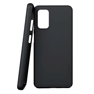 Nudient Thin Case V3 Samsung Galaxy A52 (4G / 5G) Bagside Cover - Ink Black