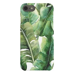 A Good Company iPhone SE (2020) / 8 / 7 100% Plantebaseret Cover - Palm Leaves