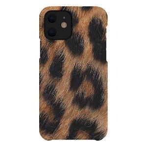 A Good Company iPhone 12 Mini 100% Plantebaseret Bagside Cover - Leopard