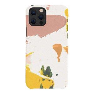 A Good Company iPhone 12 Pro Max 100% Plantebaseret Bagside Cover - Color Splash