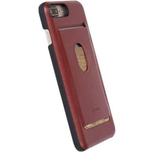 Krusell Timraa Cover iPhone 8 Plus / 7 Plus - Rust
