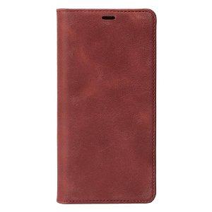 Krusell Sunne 2 Card Folio Wallet Samsung Galaxy Note 9 Læder Flip Cover - Rød