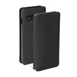 Krusell Pixbo 4 Card FolioCase Samsung Galaxy S10+ (Plus) Læder Flip Cover - Sort