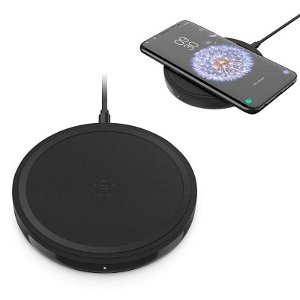 Belkin Boost Up Qi Wireless Charging Pad 10W - Trådløs Oplader - Sort