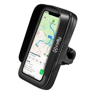 Celly ProRide RideCase - Taske til Cykel - Mobilholder - Sort