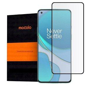 Mocolo OnePlus 8T Full-Fit Skærmbeskyttelse - Sort