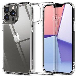 Spigen iPhone 13 Pro Max Quartz Hybrid Cover - Gennemsigtig
