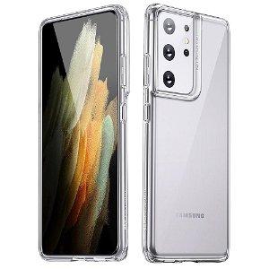 Samsung Galaxy S21 Ultra ESR Project Zero Slim Clear Case - Gennemsigtig