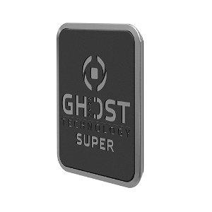 Celly Ghost Super Fix Magnetisk Mobilholder Til Bil & Væg - Sort