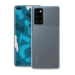 Huawei P40 Cover Puro NUDE 0.3 mm Gennemsigtig
