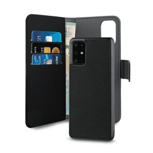 Huawei P40 Cover Puro Wallet Detachable 2-In-1 Sort