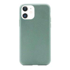 Puro Green Miljøvenligt 100% Plantebaseret Cover Til iPhone 11 - Grøn