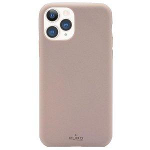 Puro Green Miljøvenligt 100% Plantebaseret Cover Til iPhone 11 Pro - Rosa