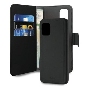 iPhone 12 Pro / 12 Puro Cover Wallet Detachable 2-In-1 Sort
