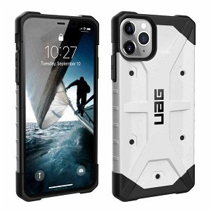 iPhone 11 Pro Cover UAG PATHFINDER Series - White - Hvid