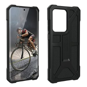 UAG MONARCH Series Samsung Galaxy S20 Ultra Plastik Cover - Sort