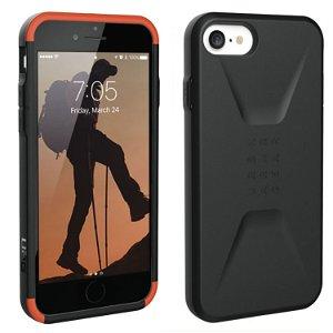 iPhone SE (2020) / 8 / 7 / 6 / 6s UAG Civilian Series Cover - Sort