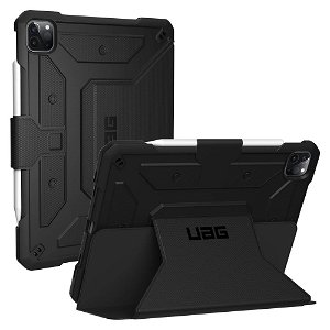 "iPad Pro 12.9"" (2021/2020) Urban Armor Gear - UAG - Metropolis Series Cover - Black"