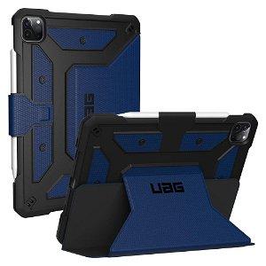 "iPad Pro 12.9"" (2021/2020) Urban Armor Gear - UAG - Metropolis Series Case - Cobalt"