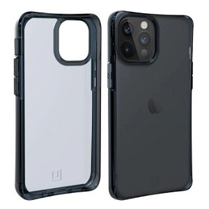 iPhone 12 Pro / 12 UAG [U] Mouve Series Cover - Soft Blue