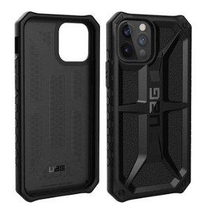 iPhone 12 Pro / 12 UAG MONARCH Series Cover - Black - Sort
