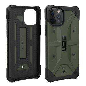 iPhone 12 Pro / 12 UAG Pathfinder Series - Olive Drab - Grøn
