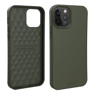 iPhone 12 / 12 Pro UAG Outback Biodegradable Cover - Olive
