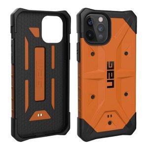 iPhone 12 Pro / 12  UAG PATHFINDER Series Cover - Orange