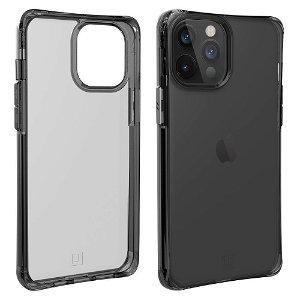 iPhone 12 Pro / 12 UAG [U] Mouve Series Cover - Ash - Grå
