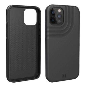 iPhone 12 / 12 Pro UAG [U] Series - Anchor Cover - Black - Sort