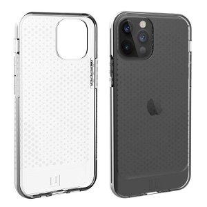 iPhone 12 Pro / 12 UAG [U] Series - Lucent Cover - Ice - Gennemsigtig