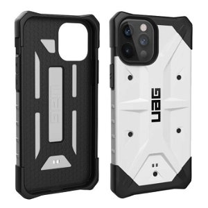 iPhone 12 Pro Max UAG MONARCH Series Cover - White - Hvid