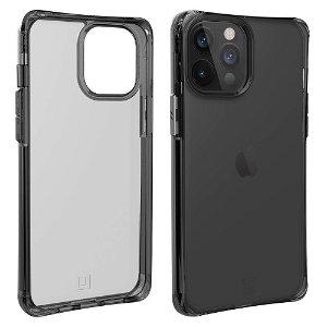 iPhone 12 Pro Max UAG [U] Mouve Series Cover - Ash - Grå