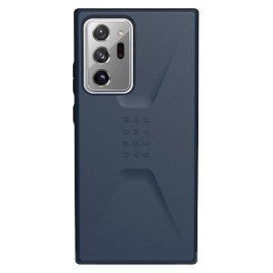 Samsung Galaxy Note 20 Ultra UAG Civilian Series Cover - Blå