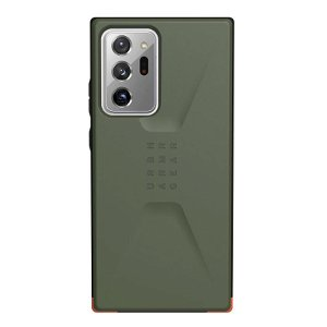 Samsung Galaxy Note 20 Ultra UAG Civilian Series Cover - Oliven Grøn