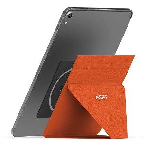 MOFT Snap iPad / Tablet Stander - Magnetisk Tablet Holder til Bord - Orange