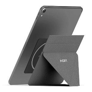 MOFT Snap iPad / Tablet Stander - Magnetisk Tablet Holder til Bord - Grå