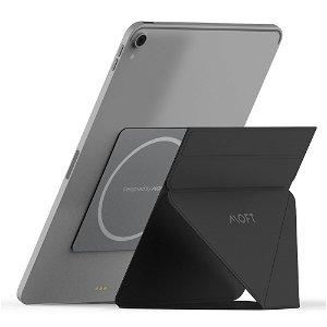 MOFT Snap iPad / Tablet Stander - Magnetisk Tablet Holder til Bord - Sort